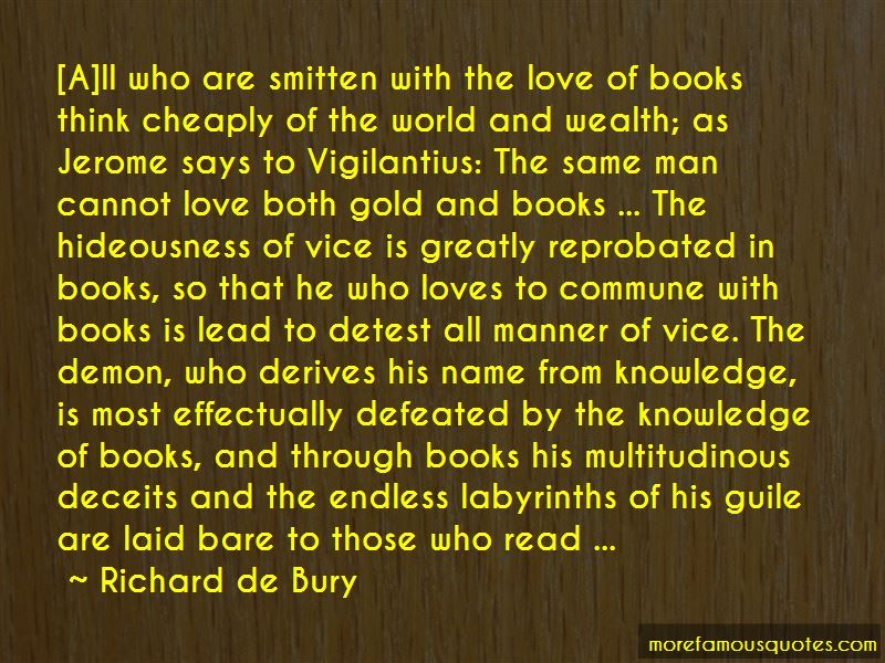 Quotes About The Love Of Books