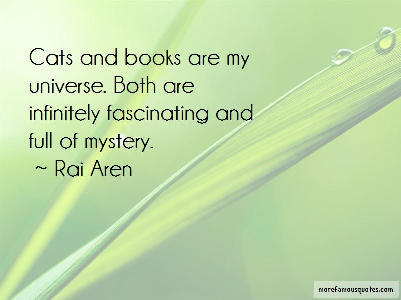 Quotes About The Mystery Of Cats