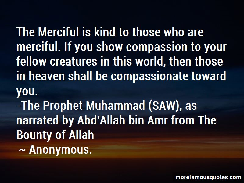 Quotes About The Prophet Muhammad Saw