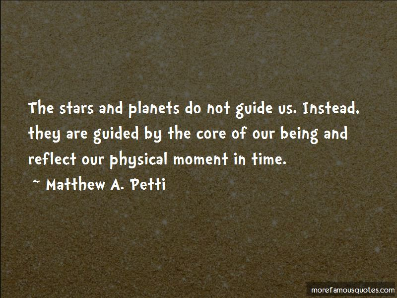 Quotes About The Stars And Planets