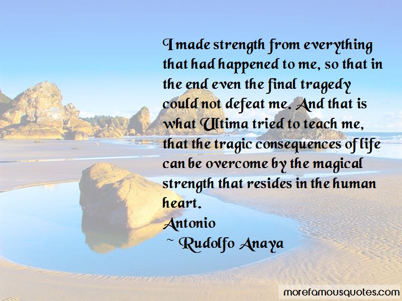 Tragedy Life Quotes Pictures 4