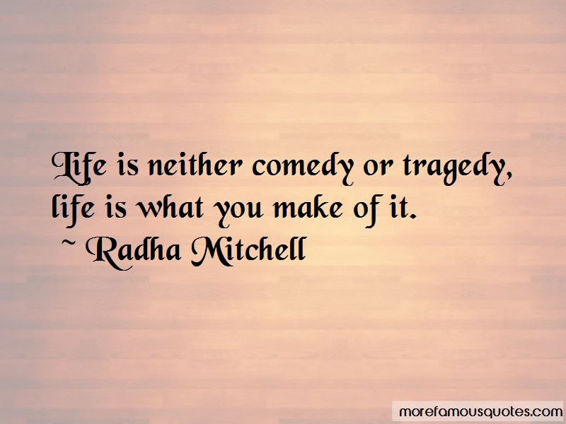 Quotes About Tragedy Life