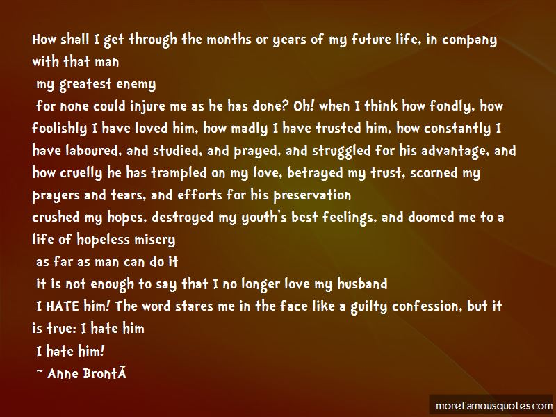 Quotes About True Love N Trust