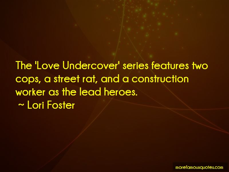 Undercover Cops Quotes Pictures 3