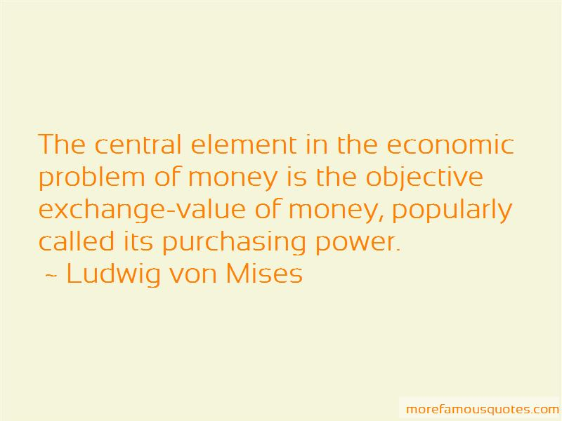 Quotes About Value Of Money