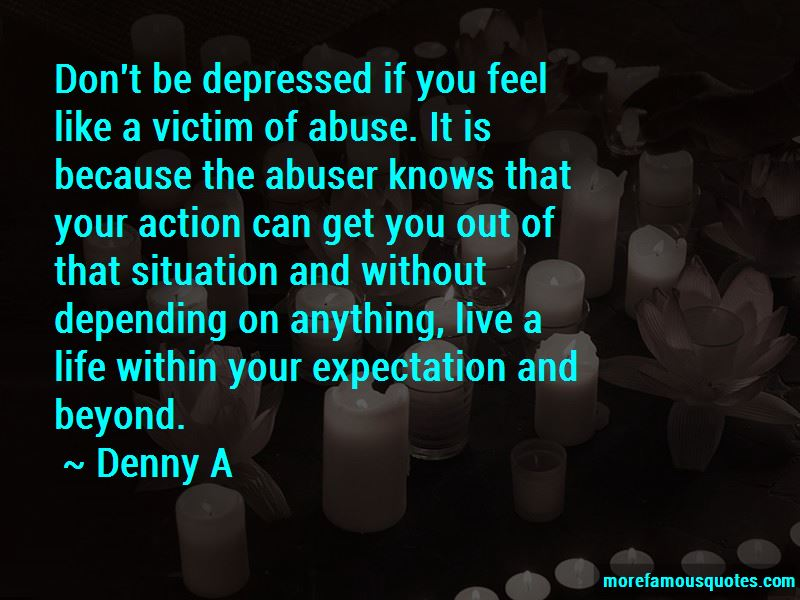 Quotes About Victim Of Abuse