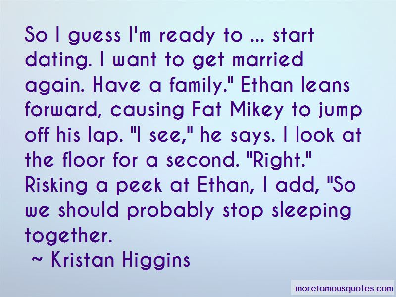 Quotes About Want To Get Married