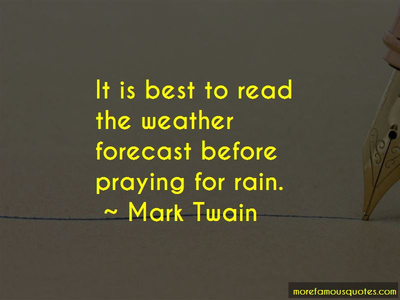 Weather Forecast Quotes Pictures 2