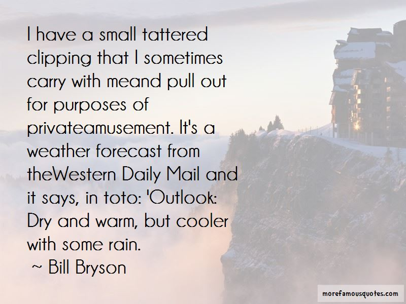 Weather Forecast Quotes Pictures 3