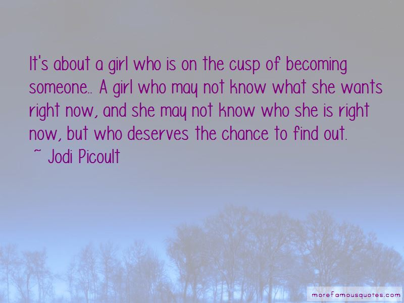 Quotes About What A Girl Deserves