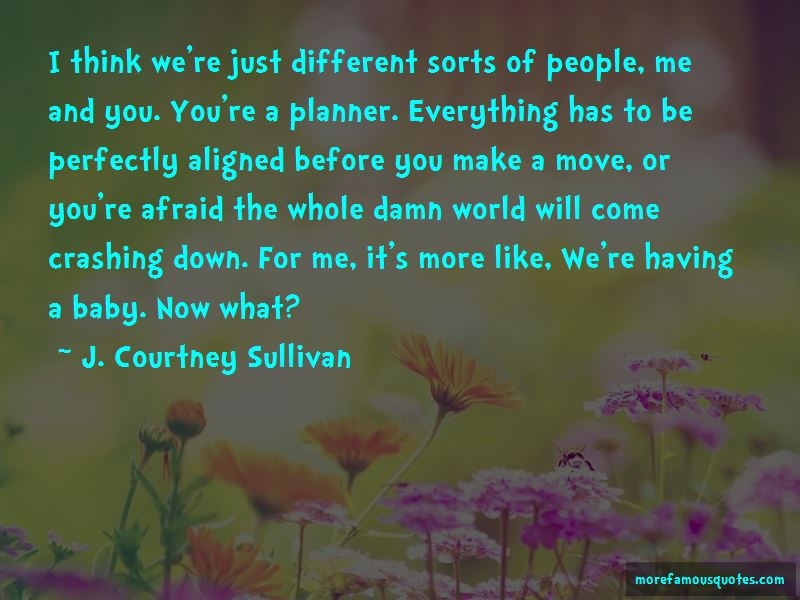 Quotes About World Crashing Down
