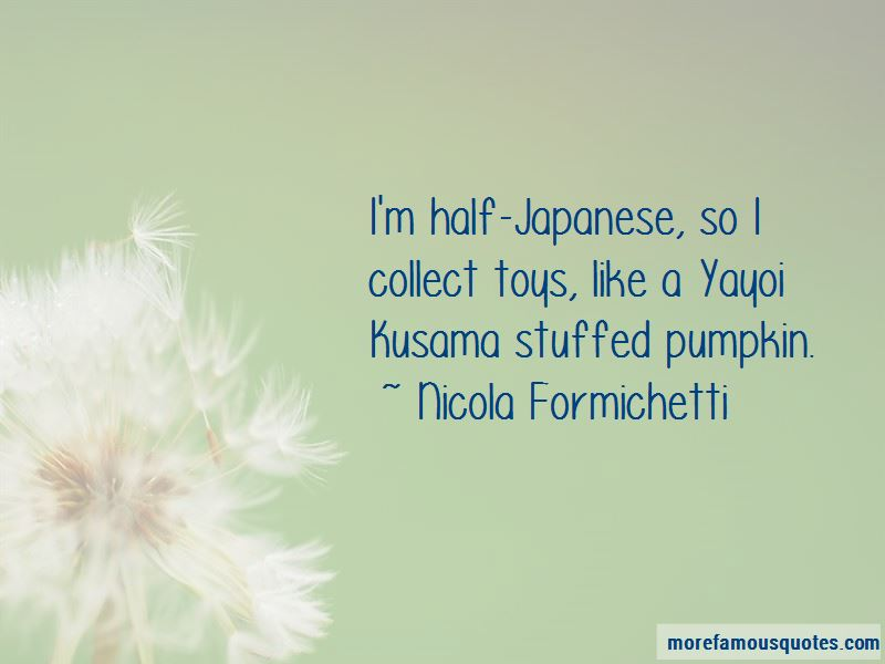 Quotes About Yayoi Kusama