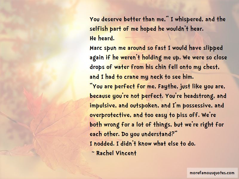You Are Perfect For Me Quotes Pictures 3