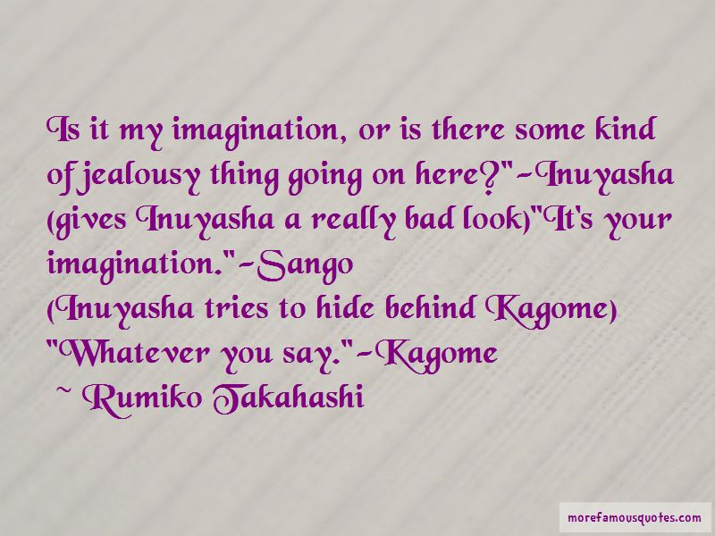 Sango Inuyasha Quotes