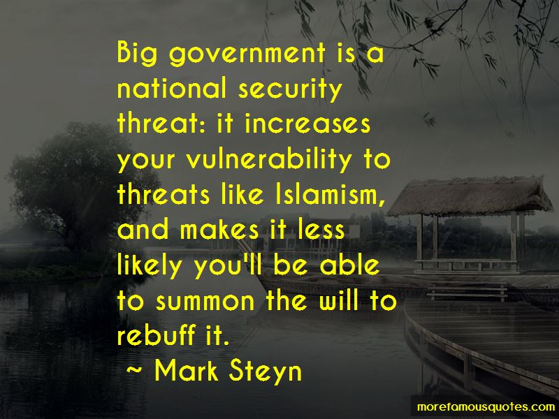 Security Vulnerability Quotes