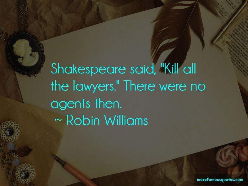 Shakespeare Lawyers Quotes