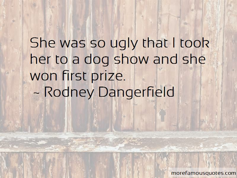 she so ugly quotes