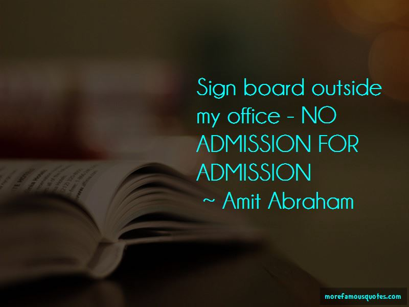 Sign Board Quotes