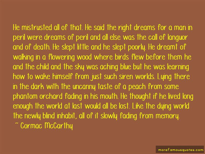 Slowly Fading Quotes Pictures 3