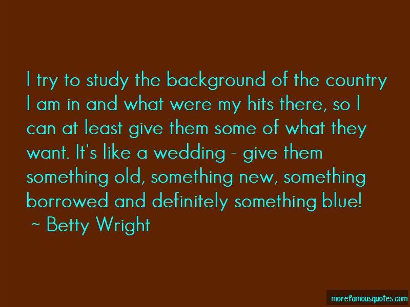 Something Old Something New Something Borrowed Something Blue Quotes