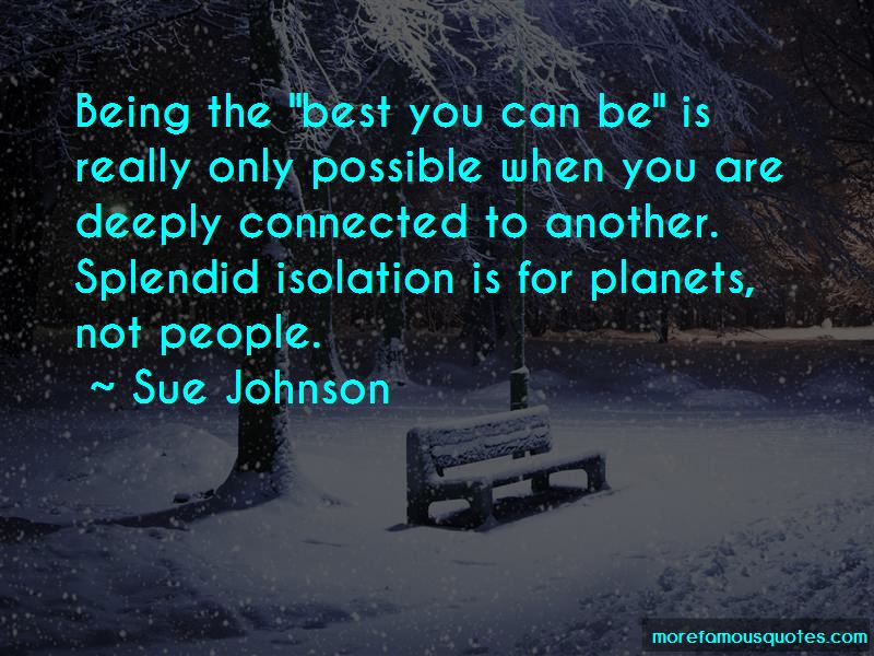 Splendid Isolation Quotes Pictures 3