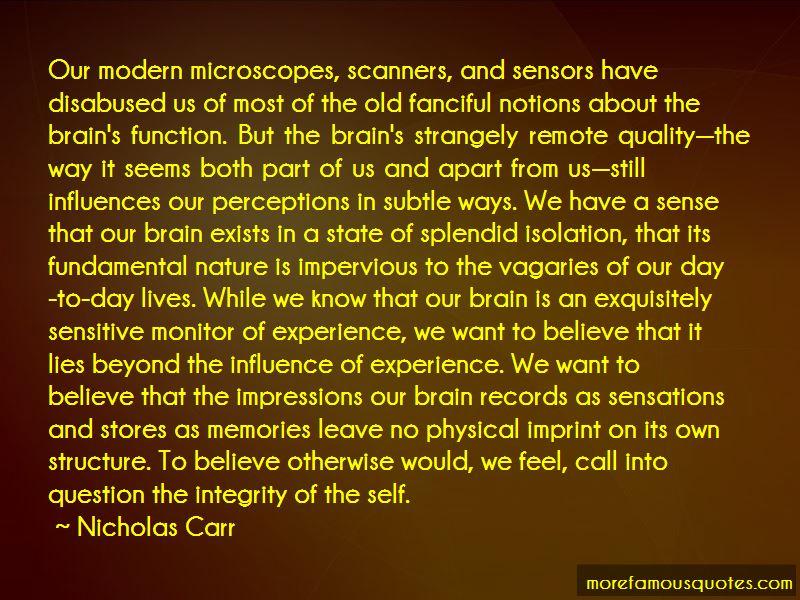Splendid Isolation Quotes