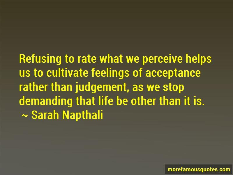 Stop Demanding Quotes