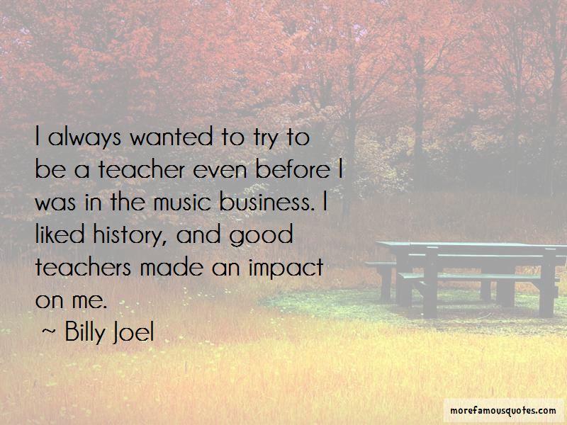 Teacher Impact Quotes Pictures 2