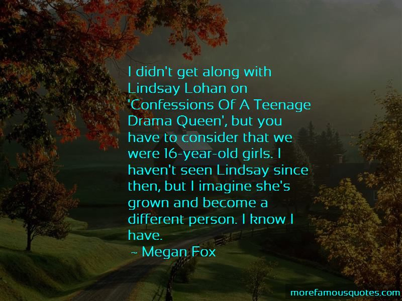 Teenage Drama Queen Quotes Pictures 2
