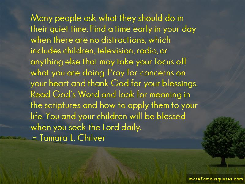 Thank You Lord Blessings Quotes: Top 2 Quotes About Thank