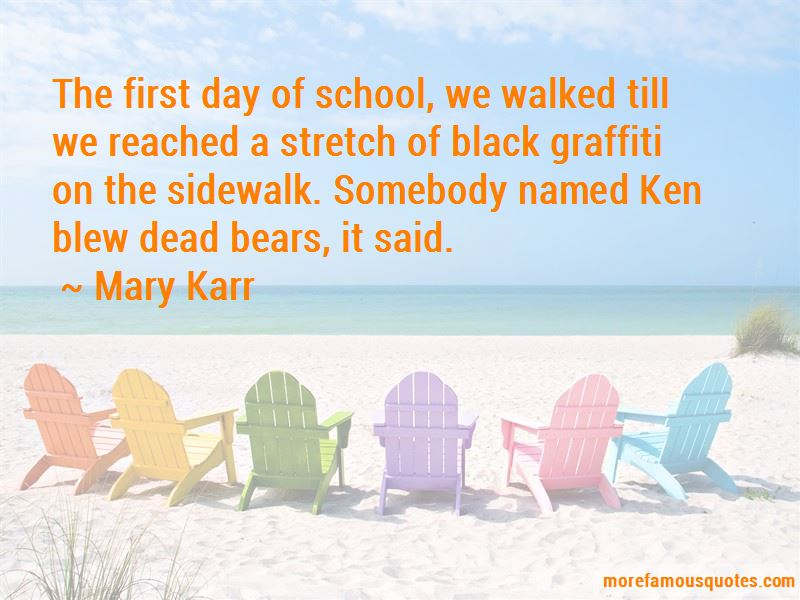 The First Day Of School Quotes: top 64 quotes about The