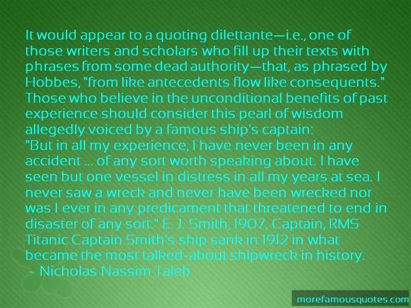 Titanic Captain Quotes