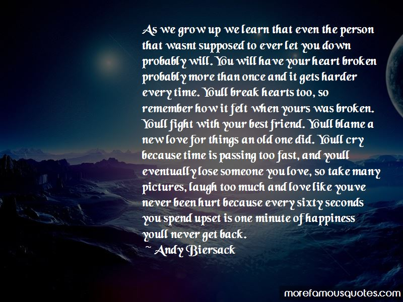 Too Much Love Will Hurt You Quotes Pictures 2