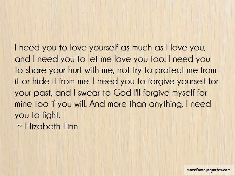 Too Much Love Will Hurt You Quotes