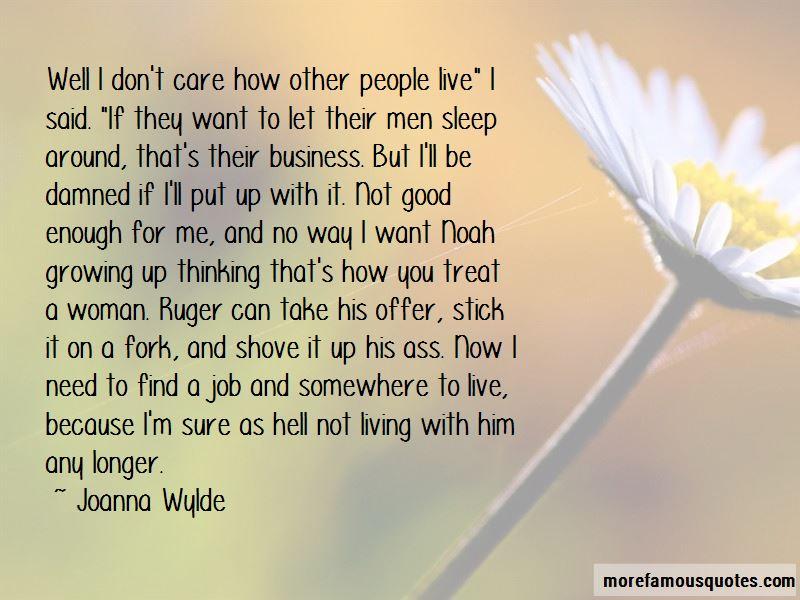 Treat Woman Good Quotes