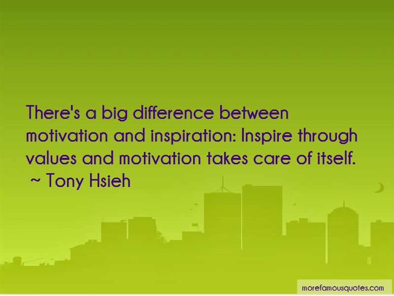 Values And Motivation Quotes Pictures 2