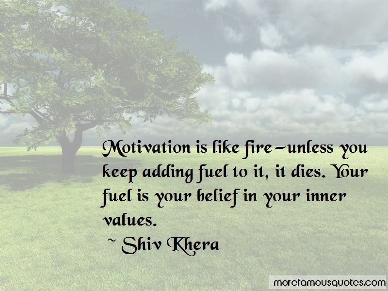 Values And Motivation Quotes Pictures 3