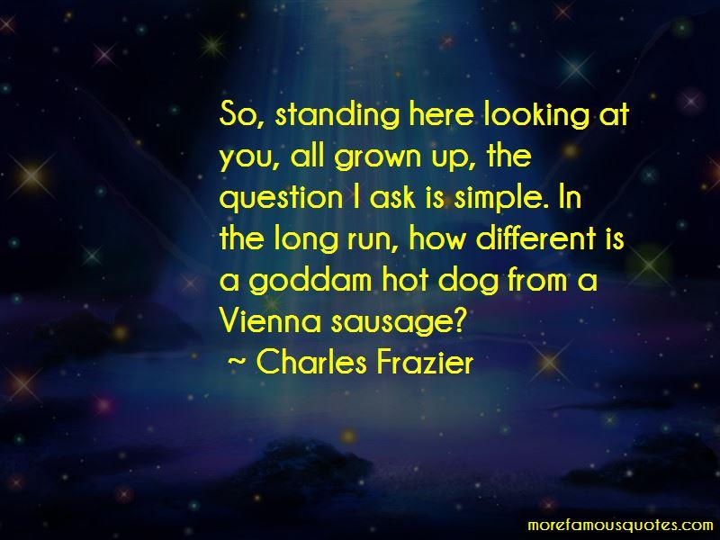 Vienna Sausage Quotes