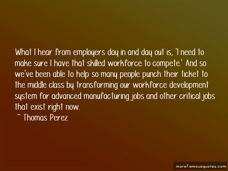 Workforce Development Quotes