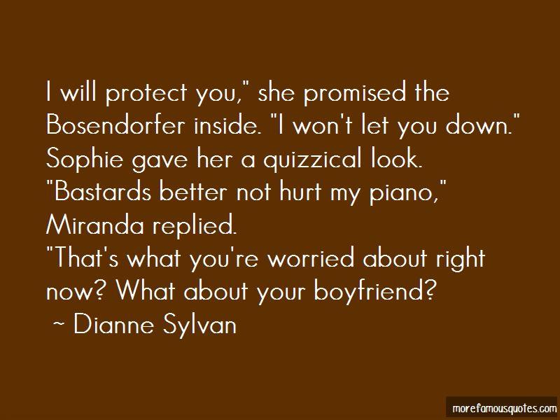 Worried About Boyfriend Quotes