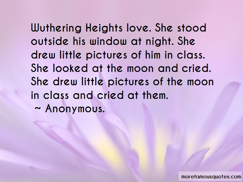 Wuthering Heights Love Quotes
