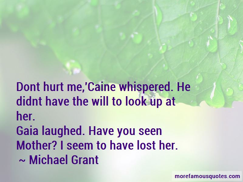 You Didn't Hurt Me Quotes Pictures 4