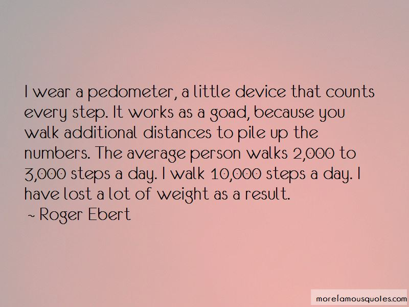 10000 Steps Quotes