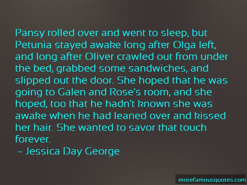 A Long Long Sleep Quotes Pictures 3