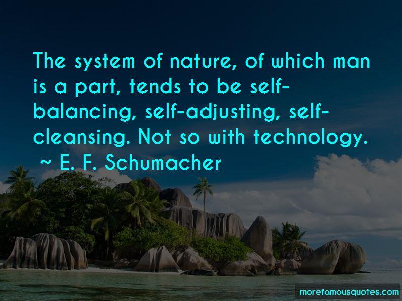 Adjusting Nature Quotes