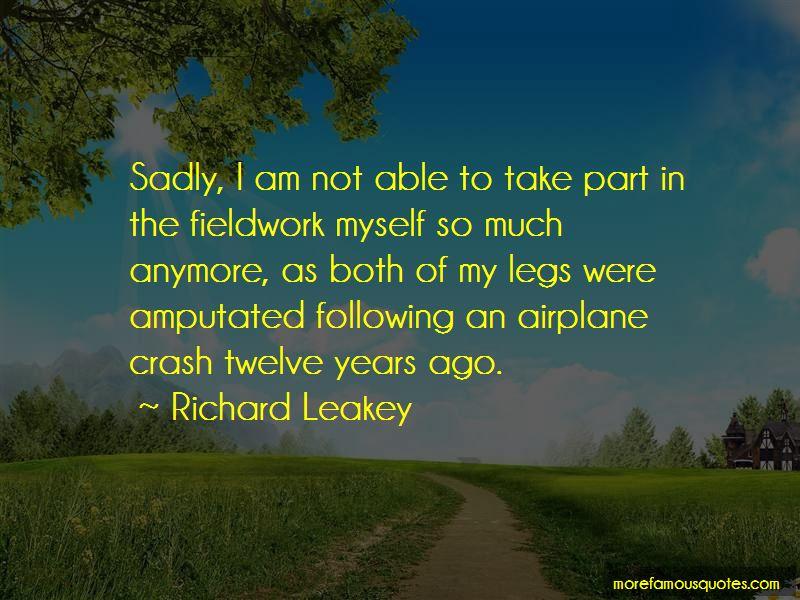 Airplane Crash Quotes