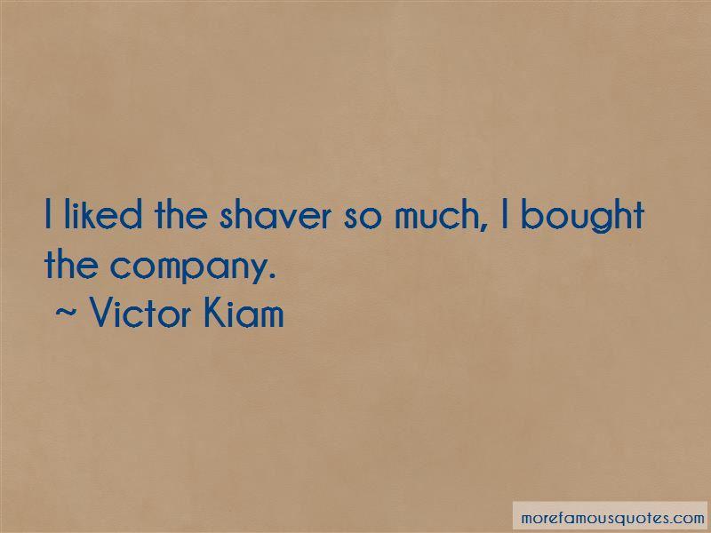 Al Shaver Quotes