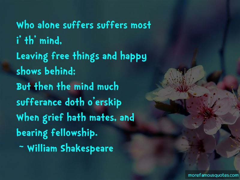 Alone N Happy Quotes