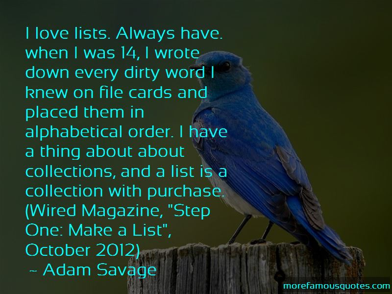 Alphabetical List Of Quotes Pictures 2