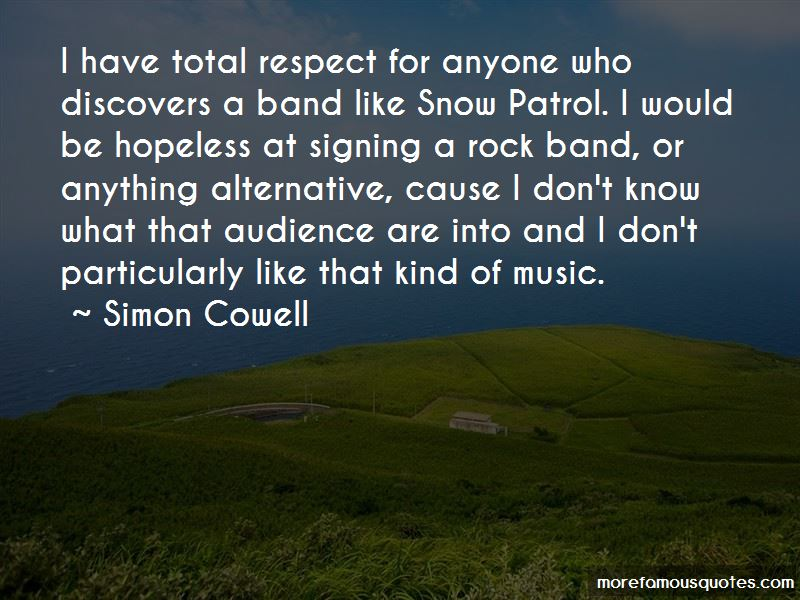Alternative Rock Band Quotes